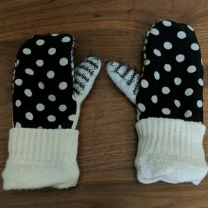 Accessories - Upcycled Sweater Mittens